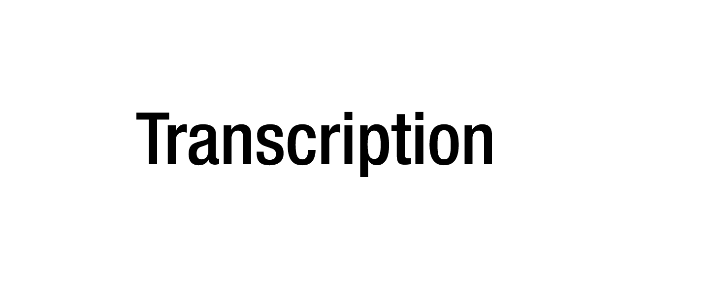 The Transcription People