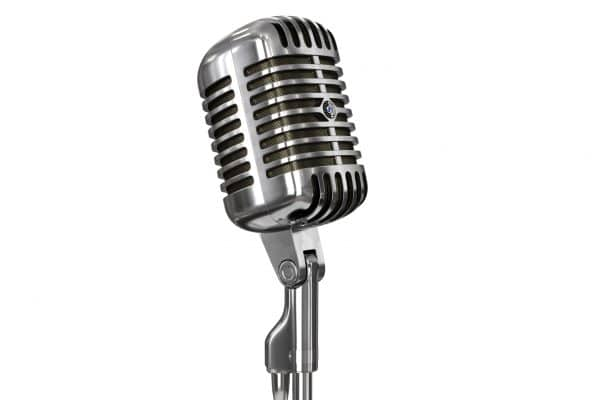microphone-square