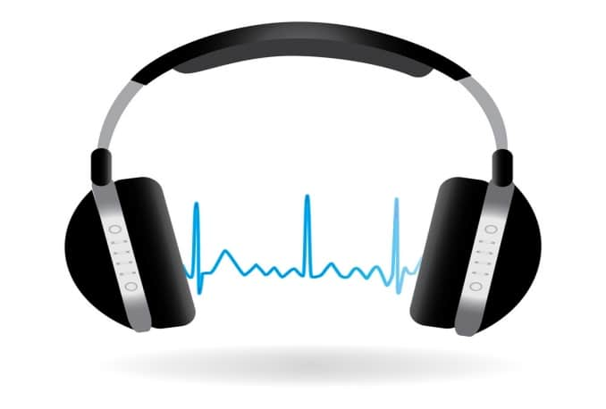 create a transcript from audio